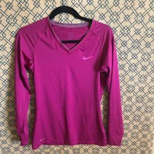 Nike PRO long sleeve workout gear